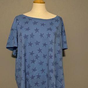 Woman's NWT short sleeve Life is Good t-shirt